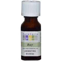 Aura Cacia Essential Oil Bay .5 oz