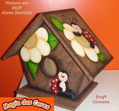 So cute for a bird house