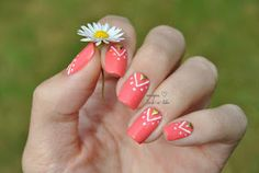 I love her nails so much! elegant and cute. read it here>>http://www.lack-a-like.blogspot.de/2015/06/shopvorstellung-lady-queen.html?m=1.