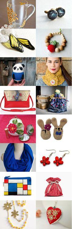 Gift ideas  by Tania on Etsy--Pinned with TreasuryPin.com