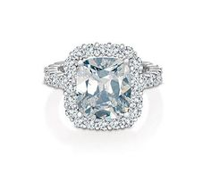 mark lash cushion cut diamond engagement ring - Wedding Rings Toronto