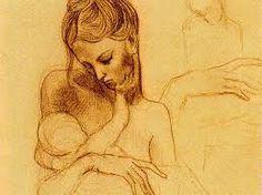 Risultati immagini per maternità Picasso
