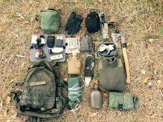 Bushcraft kit!