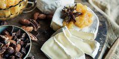 Kjapt, friskt og knasende tilbehør til ost How To Make Cheese, Brie, Matcha, Food Styling, Camembert Cheese, Apple, Snacks, Salt, Recipes
