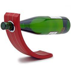 Gravity Wine Bottle Holder