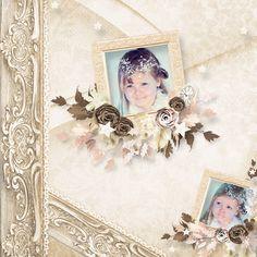 Lady Winter by Aurelie Scrap Scrap, Lady, Frame, Winter, Home Decor, Picture Frame, Winter Time, Decoration Home, Room Decor