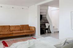 Gillestugan o matkällaren Sofa, Couch, Basement, Furniture, Home Decor, Decoration Home, Room Decor, Settee, Sofas
