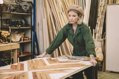 Shop Class: A new generation of woodworkers is shaping the Bay Area maker scene Popular Woodworking, Woodworking Shop, Stone Fox Bride, Modern Hipster, Shop Class, Geometric Art, Ladies Day, Bay Area, Scene