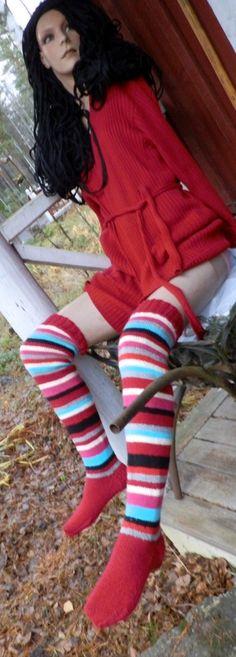 Halloween-girl I, in Sysmä, Central Finland, November,