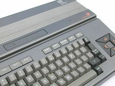 Philips NMS-8245 Computer Keyboard, Consoles, Computers, Electronics, Virtual Museum, Tabletop Games, Accessories, Computer Keypad, Keyboard