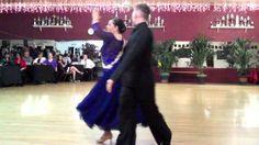 Arthur Murray Scottsdale Showcase-2-14-Denise Higgins & Jonny-V.Waltz
