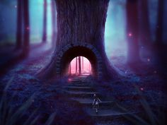 How to Create a Fantasy Photo Manipulation in Adobe Photoshop