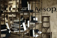Aesop Display
