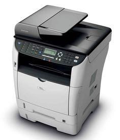 Click Image Above To Buy: Ricoh Aficio Sp Laser Multifunction Printer - Color - Plain Paper Print - Desktop - Printer, Copier, Scanner, Fax - 30 Ppm Mono Print - 1200 X 1200 Dpi P Printer Scanner, Laser Printer, Inkjet Printer, Multifunction Printer, Usb, Paper Supplies, Photo Printer, Small Office, Toner Cartridge