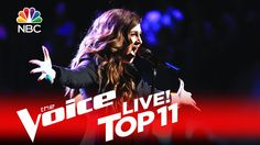 """The Voice 2016 Alisan Porter - Top 11: """"Stay with Me Baby"""""""
