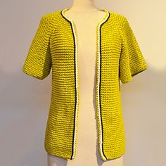 Ravelry: byClaire Summer Cardigan pattern by Yarnplaza.com