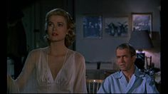 Rear Window (1954) , Grace Kelly, James Stewart
