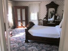 lizzie borden house upstairs - Google Search