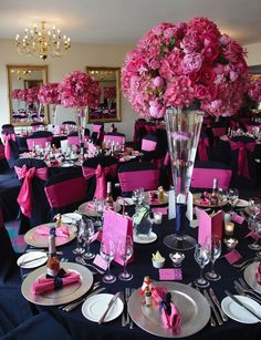 Diy wedding centerpieces bling bling crystals hung from tall quiz whats your perfect wedding reception theme diy wedding centerpiecestall junglespirit Images