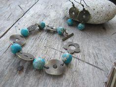 Shop powered by PrestaShop Turquoise Bracelet, Bracelets, Blue, Jewelry, Shelf, Jewlery, Bijoux, Schmuck, Jewerly