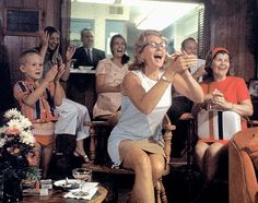 The wives of Neil Armstrong, Buzz Aldrin and Michael Collins cheering their husbands back down to Earth. Moving Pictures, Cool Pictures, Programa Apollo, Desmond Harrington, Erin Cummings, Apollo Spacecraft, Joanna Garcia, Abc Studios, Buzz Aldrin