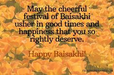Happy Baisakhi, Are You Happy, Good Times, Journal, Google, Quotes, Free, Quotations, Quote