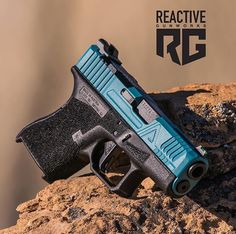 Glock. If I can't get purple, I would settle for this.