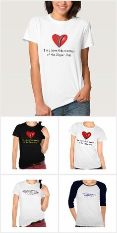 Heart Attack Ladies T-shirts. A collection of ladies T-shirts to help educate and make people aware about Cardiovascular Disease (CVD) and Heart Attacks using promotional aids such as those listed here. Click on photo to view item then click on item to see how to purchase that item.  #diabetes #diabetic #t2diabetes #t1diabetes #heartattack #cvd #cardiovasculardisease #hba1c #a1c #zipperclub #sca #suddencardiacarrest #Tshirts #zazzle