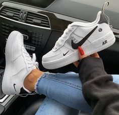 Running Shoes Classical All White Black Gray Low High Cut Men & Women Sports Sneakers One Skate Shoes US – Shop Running Shoes Sneakers Fashion, Fashion Shoes, Shoes Sneakers, Women's Shoes, Jeans Shoes, Outfit Jeans, Shoes Men, Cute Sneakers For Women, Tumblr Sneakers