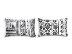 Coussin rectangulaire en tissu pour canapé HERITAGE 3 by Moooi© | design Marcel Wanders