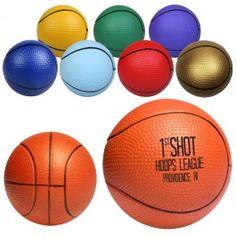 Basketball Stress Reliever (SB301)