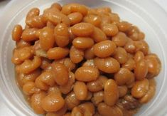 Air Fry Recipes, Baked Bean Recipes, Pork Recipes, Slow Cooker Recipes, Cooking Recipes, Baked Beans, Charcuterie, Allrecipes, Crockpot