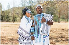 Xhosa Couples Who Rocked Their Traditional Attire 2019 Monday Blues? What Monday blues. If you're feeling a little low today, DON'T. African Traditional Wedding Dress, African Fashion Traditional, African Wedding Dress, African Dress, Traditional Weddings, Traditional Clothes, Xhosa Attire, African Inspired Clothing, South African Weddings