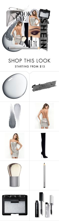 """""""#PolyPresents: Party Dresses"""" by willaaa15 ❤ liked on Polyvore featuring Clé de Peau Beauté, By Terry, Casadei, Chantecaille, Laura Mercier, NARS Cosmetics, Bobbi Brown Cosmetics, contestentry and polyPresents"""