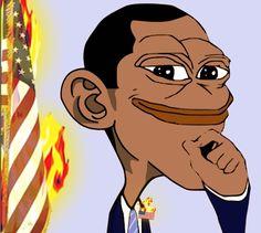 Obama Pepe