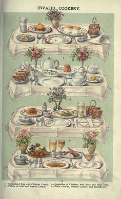From Mrs. Beeton's Book of Household Management, 1861. Fictitious Dishes is now available! Buy it on Amazon.