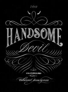 Handsome Devil by Drew Melton