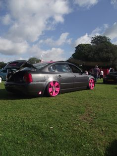 modified vw   VW Passat - Hull Modified Show by K4T3Photography on deviantART