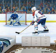 Canadiens de Montréal Interrupteur De Lumière Couvre Hockey NHL Home Decor Outlet