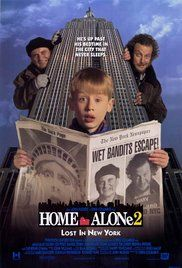 Home Alone 2 Online. One year after Kevin was left home alone and had to defeat a pair of bumbling burglars, he accidentally finds himself in New York City, and the same criminals are not far behind.