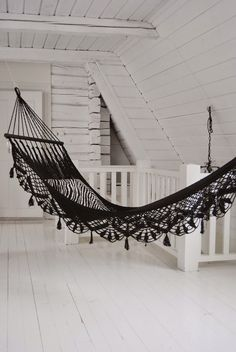 This hammock is the perfect set up.