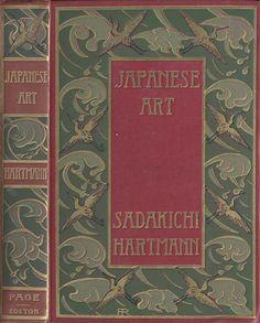 Antique Japonisme book