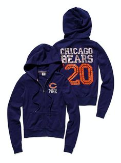 Chicago Bears Hoodie from VS Pink