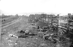 Pics taken during the civil war. Some excellent discussion in the comments section, too.