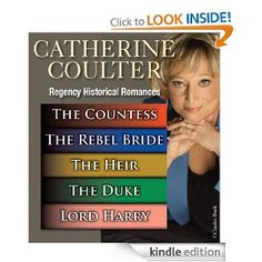 Amazon.com: Catherine Coulter's Regency Historical Romances eBook: Catherine Coulter: Books