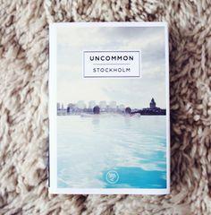 Uncommon Guide Book. Stockholm. by Sandra Beijer, via Flickr