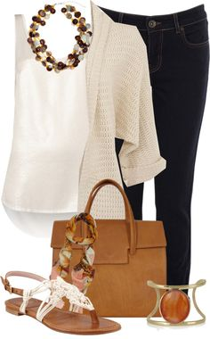 """""""Amber"""" by tammylo-12 on Polyvore"""