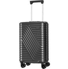 e6440f1300e86 Best Price   129.00 American Tourister High Rock Small Cabin 55cm Hardside  Suitcase Meteor 06207