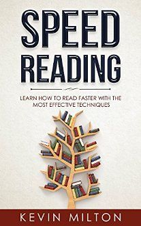 Speed Reading (book) by Kevin Milton - Learn How to Read Faster Reading Practice, Speed Reading, Reading Tips, Happy Reading, Reading Resources, Reading Strategies, Reading Skills, How To Read Faster, Learn Faster
