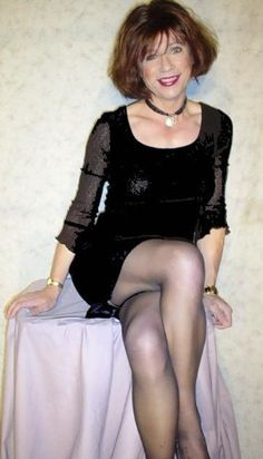 Janine Crossdresser 10